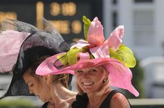 Kentucky Derby Hats...I will go and I WILL have a fabulous hat.