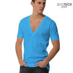 Undershirt For Men Deep V Neck Men'S Shirt Breathable Underwear Sexy S Xxxl High Quality Tighten Up Cuff Gootuch 3003 From Georgehunterdh, $11.2 | Dhgate.Com