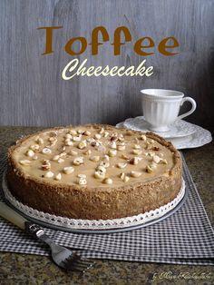 Meine Küchenschlacht: Toffee Cheese Cake