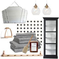 Månadens önskelista: Ett badrum till sommarhuset - På önskelistan, Reklam: Adlinks/produktlänkar - Husligheter