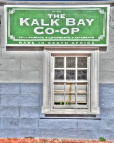 Kalk Bay Co-Op by FoxiCollection on Etsy