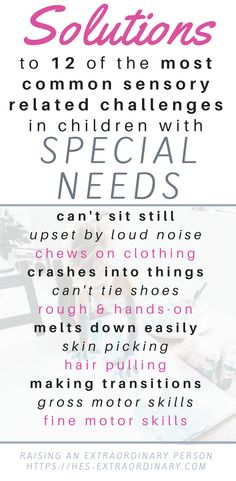 If your kiddo has ASD, SPD, or ADHD chances are there are sensory challenges they deal with every day.When children are expected to do something they are unable to do or have sensory challenges, it can cause responses that appear to be behavior problems but are out of the child's control. This is your quick …