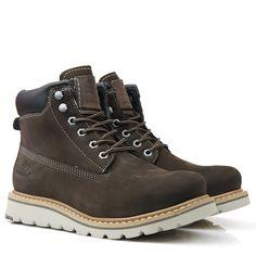 Bota Masculina Braddock Gross Brown - BlackBoots. Black Boots 8a9ffd537c43d