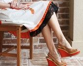 I love this Etsy shop: a slip shop.  A plethera of slips that dress up a skirt.  Many trims...love it!
