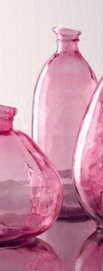 Pink Bottles