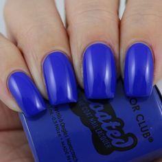 Color Club Bright Nights swatched by Olivia Jade Nails Jade Nails, Olivia Jade, Color Club, Perfect Nails, Swatch, Nail Polish, Bright, Beauty, Collection