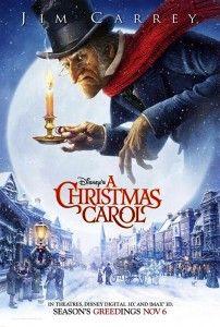 Christmas Carol Jim Carrey