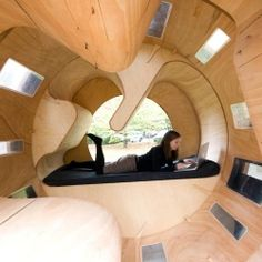 Roll it – Experimental Housing