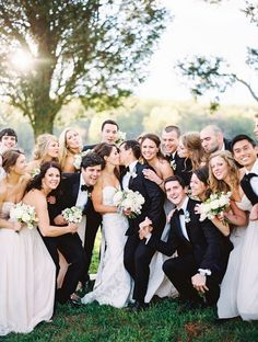 Breaking The Ice: How To Bring Your Wedding Party Together http://www.briannecail.com/wedding/2016/10/19/breaking-the-ice-how-to-bring-your-wedding-party-together