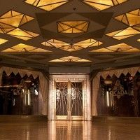 Vintage Venue || Cicada + Oviatt Penthouse || Art Deco Lobby