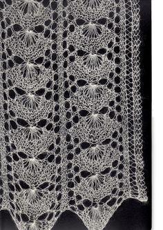 70251b5982574 Shetland cockleshell Lace Knitting Stitches