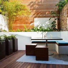 Contemporary Gardens