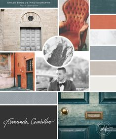 Brand Launch: Shadi Boulos Photography - Salted Ink Design Co. | Inspiration