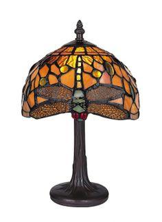 Veioza LORETTA 8002 vintage, marca RabaLux Decor, Table, Lamp, Lighting, Metal, Home Decor, Fun Decor, Vintage