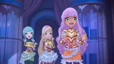 regal academy | Regal Academy Full Episodes, Attack of the Shortbread Witch: Season 1 ...