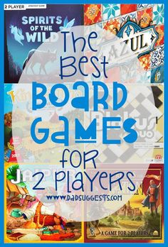 These are the best board games for 2 players. Perfect for a date night or playing 1 on 1 with your kids – these are the fantastic games we constantly return to when there are only 2 of us. These are the best board games for 2 players. Family Games To Play, Family Games Indoor, Best Family Board Games, Games To Play With Kids, Best Games, Family Activities, Board Games For Two, Board Games For Couples, Couple Games