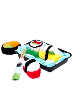 Sushi for Dogs Four Piece Set