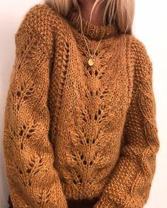Ravelry: Elisabeth sweater pattern by Siv Kristin Olsen Knitting Kits, Sweater Knitting Patterns, Knit Patterns, Winter Sweaters, Sweaters For Women, Sweater Weather, Chunky Oversized Sweater, Pulls, Knitwear