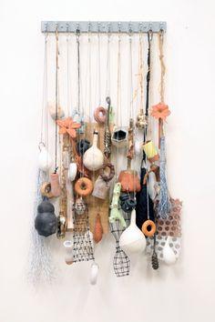 David Hicks, Still Life 2010 (collecton series), mixed media