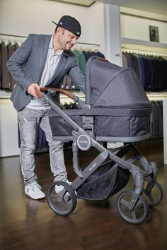 ABC Design Pepper - Eine neue Ära des Stils und der Funktionalität  ABC Design Pepper - a new era of style and functionality. The perfect from birth solution.