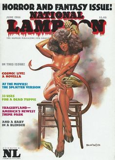 National Lampoon Magazine Back Issues