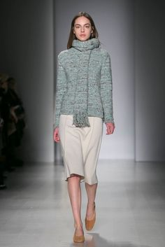 A look from the Orley Fall 2015 RTW collection.