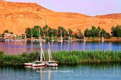 Aswan, Egipto
