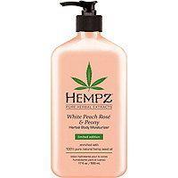 Hempz White Peach Rosé & Peony Herbal Body Moisturizer