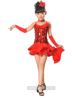 vestidos asiaticos de baile para niñas - Buscar con Google