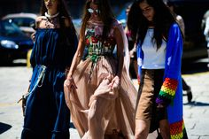 Lightweight Layers on the Streets of Milan Men's Week Day 3 - -Wmag