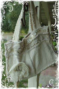 Rag Bag  **My Desert Cottage**: tutorials