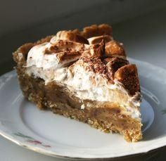 No-Bake Vegan Banoffe Pie - Vegetarian & Vegan Recipes