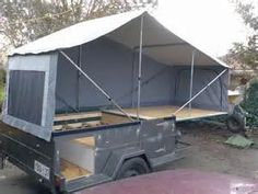 plans for diy folding camper - - Yahoo Image Search Results