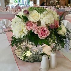 Low arrangements from last weekends weddung at @mountpleasant2014