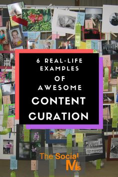The official content curation tools universe map pinterest 6 real life examples of awesome content curation malvernweather Gallery