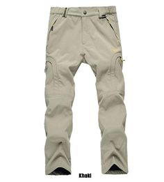 Shark Skin Softshell Outwear Tactical Pants
