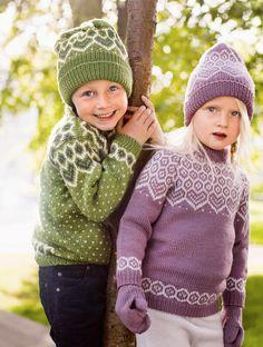 Knitting For Kids, Baby Knitting, Knit Crochet, Crochet Hats, Baby Barn, Icelandic Sweaters, Fair Isle Pattern, Fair Isle Knitting, Sweater Knitting Patterns