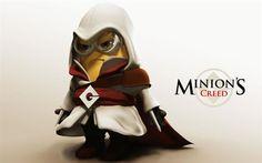 Despicable Me Minions Dressed Up as Pop Culture Characters 6 Les Minions se déguisent en personnages célèbres