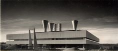 Engineering Research Station Killingworth Ryder and Yates