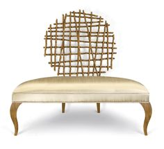 This Hollywood style furniture by Christopher Guy features modern sophistication at its best. Simple yet elegant, the chaise lounge Wicker Furniture, Luxury Furniture, Cool Furniture, Living Room Furniture, Furniture Design, Wicker Dresser, Chair Design, Modern Furniture, Christopher Guy