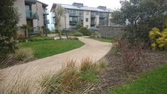 Barnageeragh Apartments Skerries Landscape Architects, Apartments, Sidewalk, Board, Side Walkway, Walkway, Walkways, Planks, Penthouses