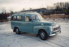 Volvo PV 545 Duett