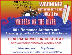 Writers on the River 2018