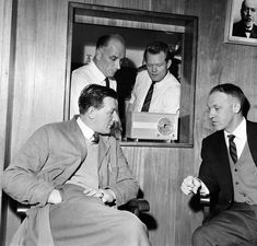 ♠ The History of Liverpool FC in pictures - Liverpool manager Bill Shankly, trainer Bob Paisley, coach Ruben Bennett and assistant secretary Bill Barlow listening to the FA Cup draw at the club. Liverpool Fc Managers, Liverpool Football Club, Bob Paisley, Bill Shankly, Fa Cup, History, Pictures, Secretary, Draw