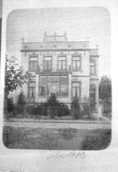 Carl Harz, Haus 1913