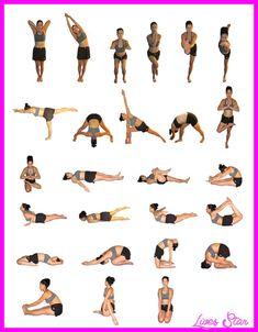awesome Popular Yoga Poses