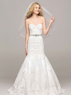 David's Bridal Collection Wedding Dresses Photos on WeddingWire