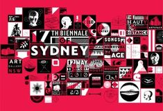 Creative Review 17th Biennale of Sydney identity