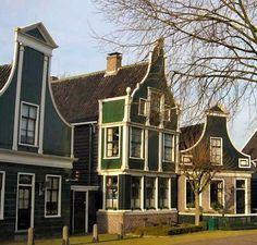 Zaans Schans right outside of Amsterdam... Beautiful culture