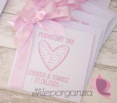 zaproszenia love zaproszenia z personalizacją zaproszenia na ślub zaproszenie na… Love, Amor